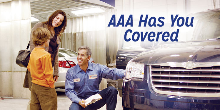 AAA Chicago Motor Club Insurance Claim Services