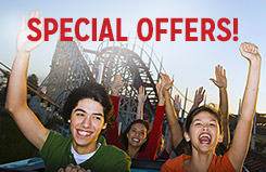 Theme Parks Special Offers