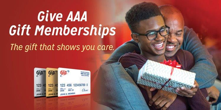 AAA Holiday Gift Membership