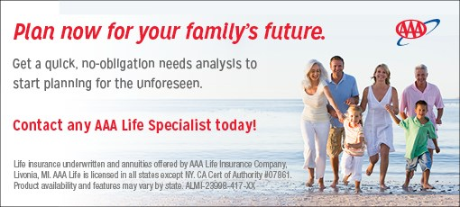 Delightful Welcome To Your AAA Of Aurora! AAA Aurora Is A Life Insurance Only Office.  There Is One Simple Reason That People Buy Life Insurance To Help Protect  Those ...