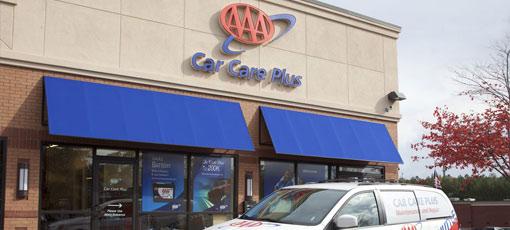 car care plus  AAA Car Care Facility - AAA Evergreen Park Car Care Plus