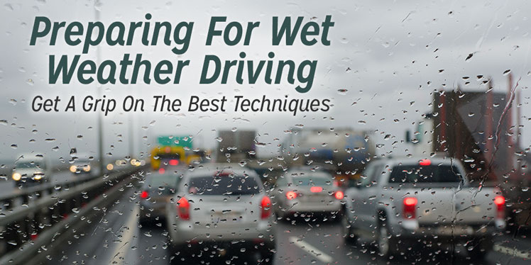 Wet Weather Driving