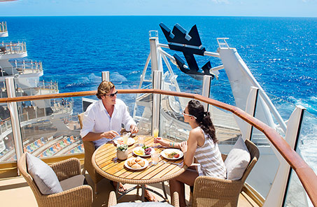 Royal caribbean cruises cruise deals special benefits for Caribbean cruise balcony