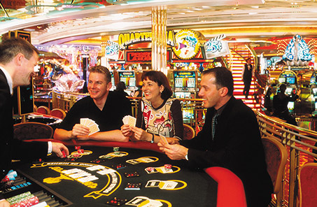 Royal Caribbean Cruise Casino
