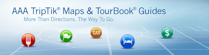Maps Directions and Destination Guides – Aaa Travel Maps And Directions