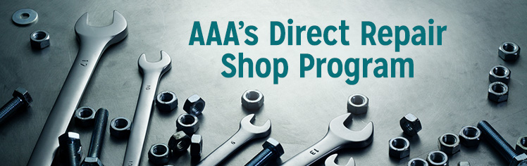 AAA Direct Repair Shop Program