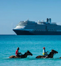 Caribbean and Cuba cruises on Holland America