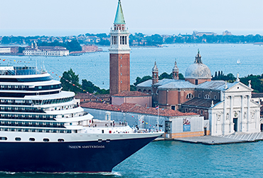 Mediterranean cruises on Holland America