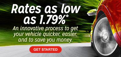 Auto Loan Banner