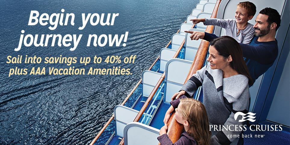 Save on Princess Cruises