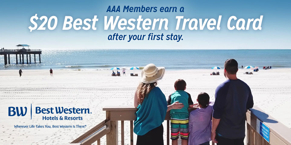 Save on Best Western hotel bookings